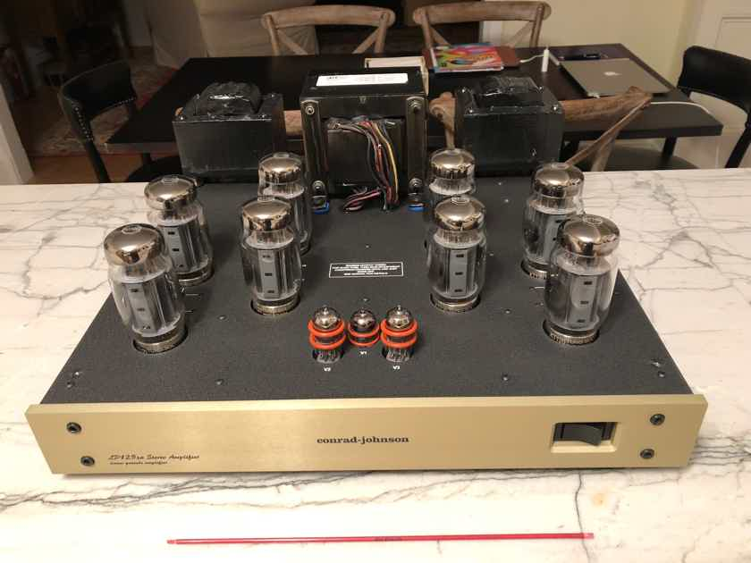 Conrad Johnson Package: ACT II & LP125SA+  (Preamp and Amp)