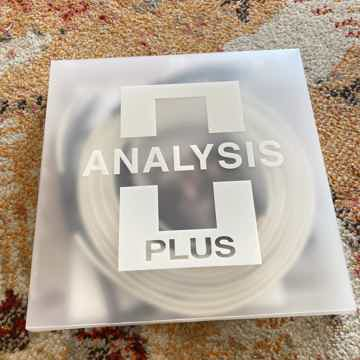 Analysis Plus Inc. Big Silver Oval