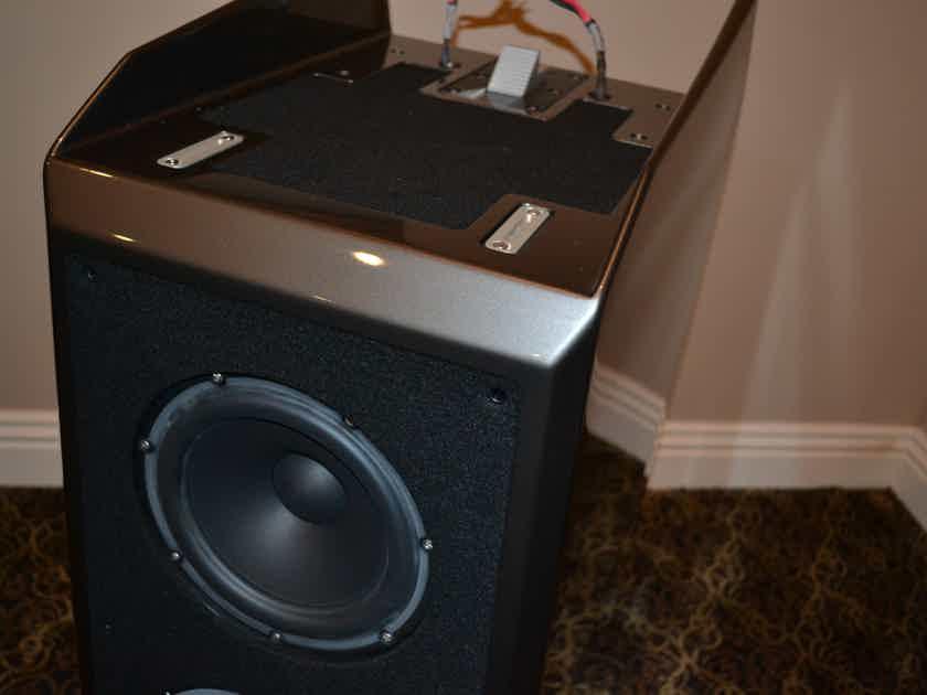 Wilson Audio Alexia 1 Dark Titanium