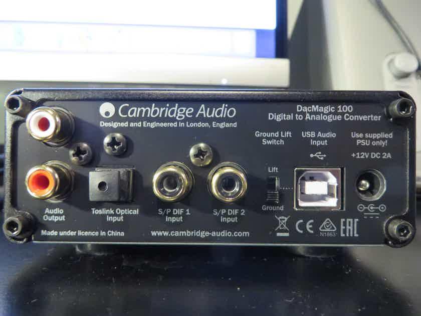 Cambridge Audio Dacmagic Black