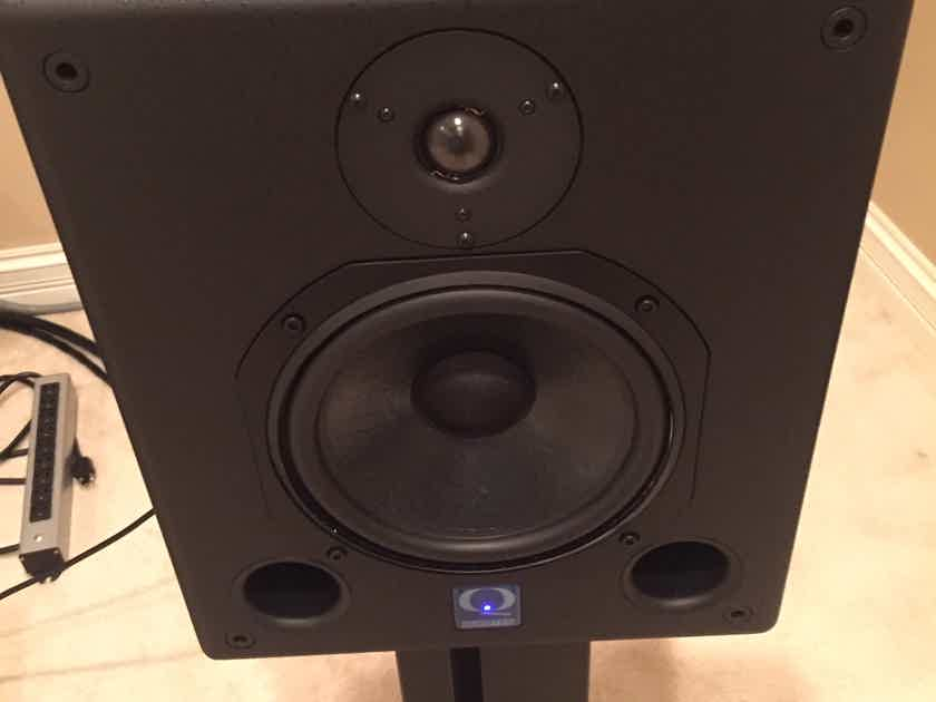 Quested Audio V2108 Powered Studio Monitors