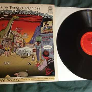 Firesign Theatre In The Next World You're On Your Own