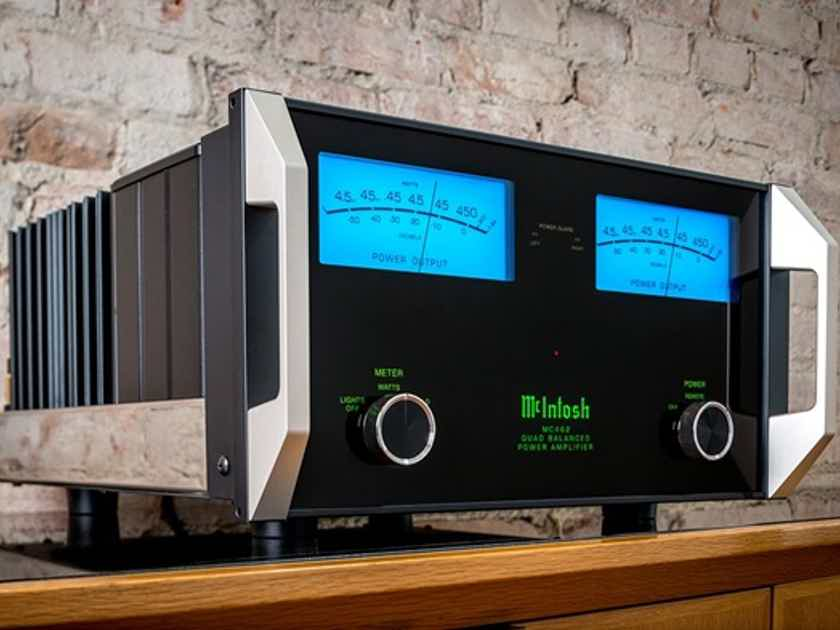 Mcintosh  MC 462 Stereo Power Amplifier