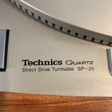 Technics SP-25