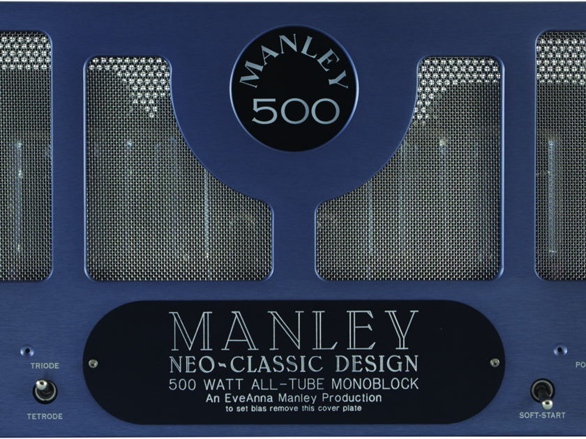 Manley Laboratories Superb Sounding Products   From HiFi to Pro Gears