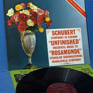 """SCHUBERT / Skrowaczewski   - """"Unfinished Symphony"""" -  M..."""