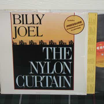 Billy Joel  -  The Nylon Curtain Import  Import LP Holl...