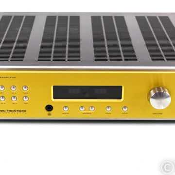 Sonic Frontiers Line 1 Stereo Tube Preamplifier