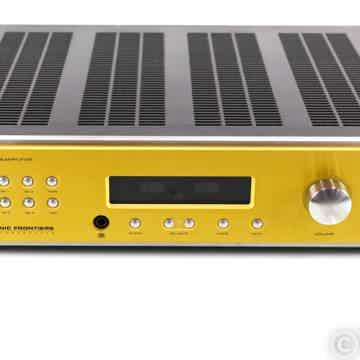 Line 1 Stereo Tube Preamplifier
