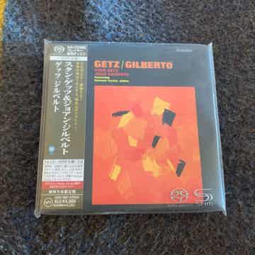 """Getz/Gilberto"" SHM SACD w/Obi//""Kind of Blue"" Non-hybr..."