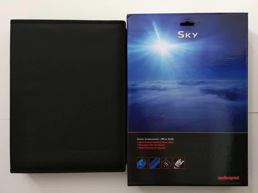 AudioQuest SKY XLR 1M Cables