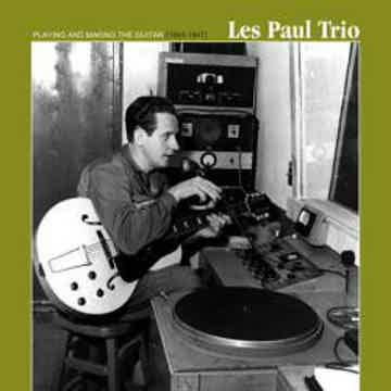 Les Paul Treo Playing and Making the Guitar