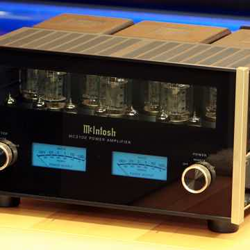 McIntosh MC-2102 Tube Stereo Amplifier KT-88 Tubes