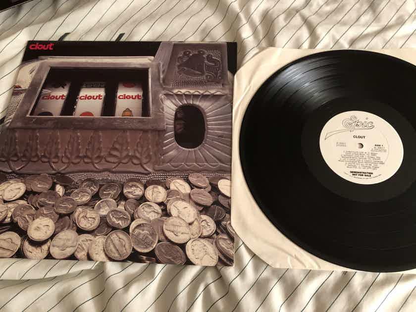 Clout Epic Records White Label Promo LP  Clout