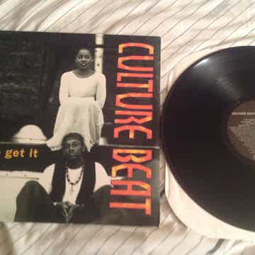 Culture Beat Got To Get It Sony 550 Music Records 12 In...