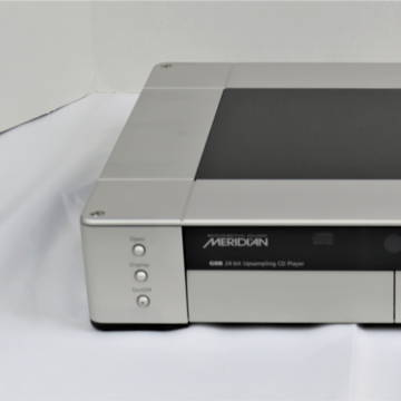 Meridian G08 24bit Upsampling CD Player