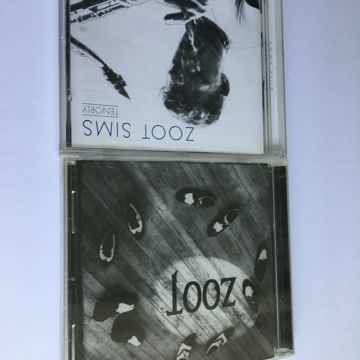 Tenorly and Zoot 2 cds Zoot is sealed jazz