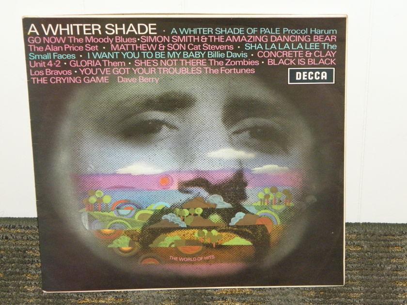 Procol Harum/Zombies/Moody Blues - A Whiter Shade UK Import DECCA SPA-7