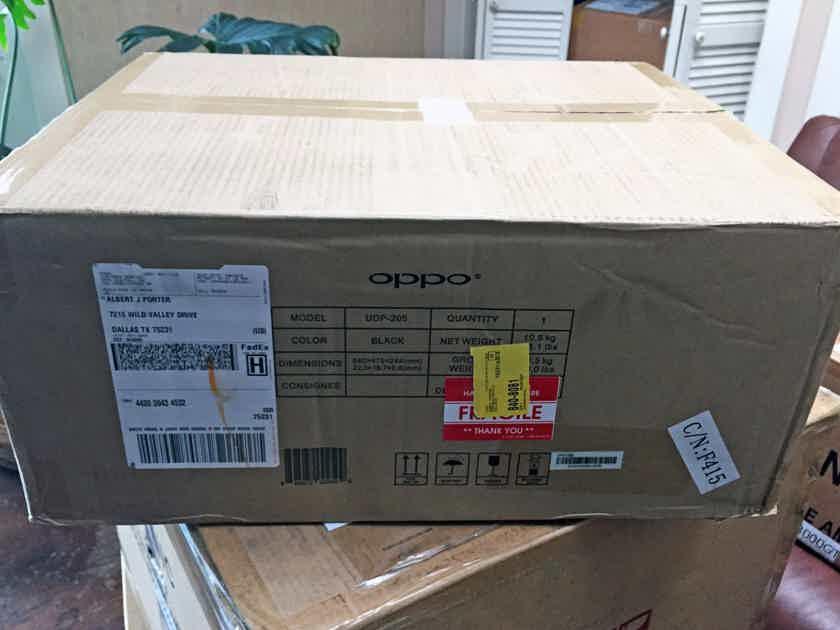 OPPO UDP-205 4K Player