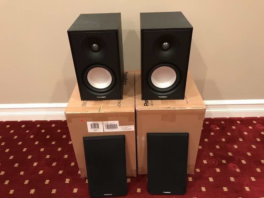 Paradigm Atom Monitor v7 bookshelf speakers (pair)