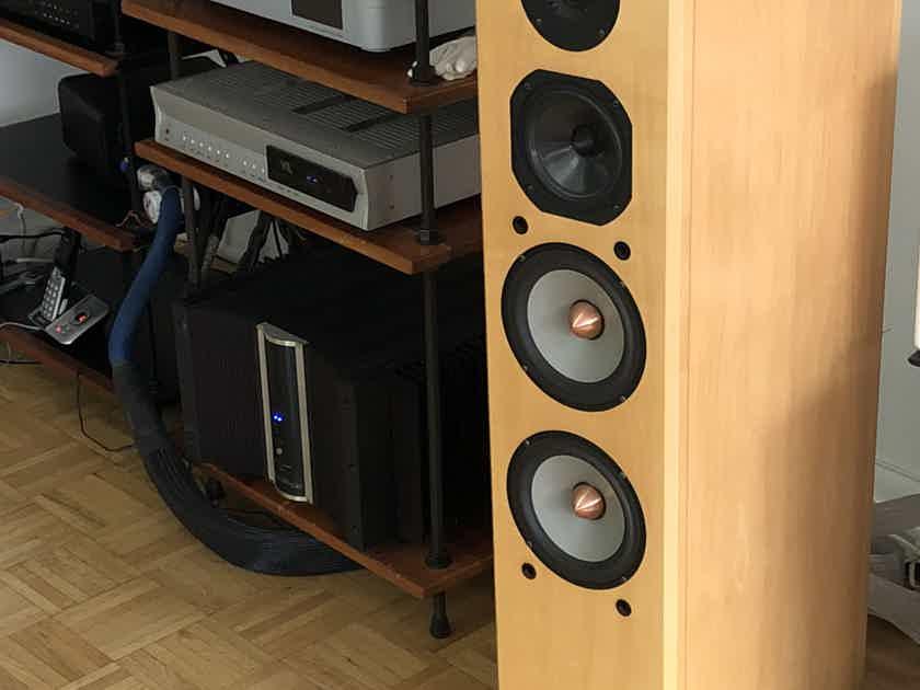 Von Schweikert Audio VR-5 HSE  w/Bonus