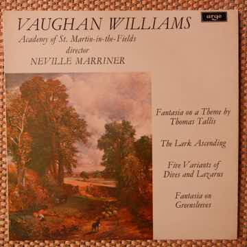 Williams - Fantasia-Lark Ascending-Five Variants/Fantas...