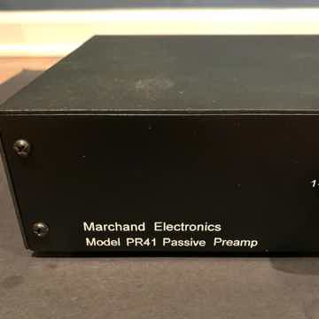 Marchand Electronics PR-41