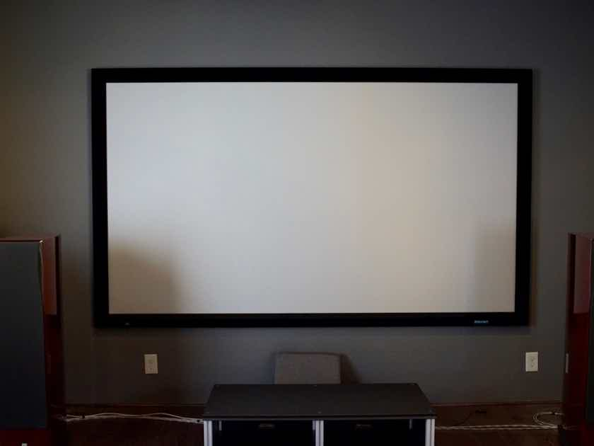 "Stewart Filmscreen FireHawk 116"" Screen"