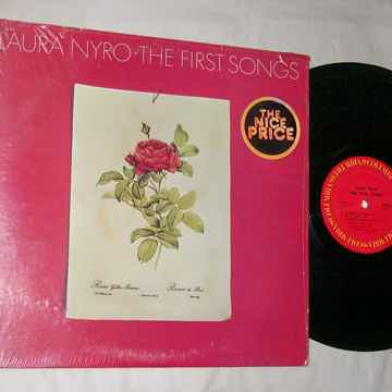 LAURA NYRO - THE FIRST SONGS - - RARE ORIG 1973 LP -  C...