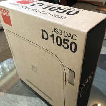 USB DAC D 1050