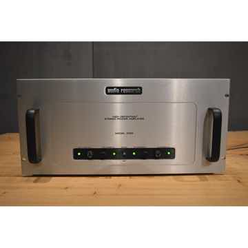 Audio Research D-125 Vintage Power Amplifier