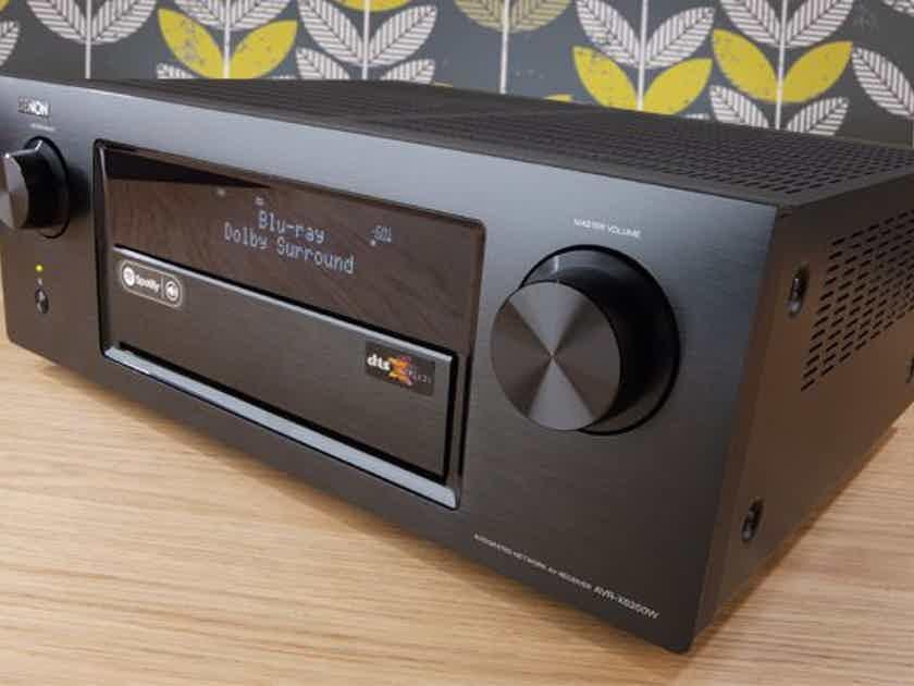 Denon  AVRX6200