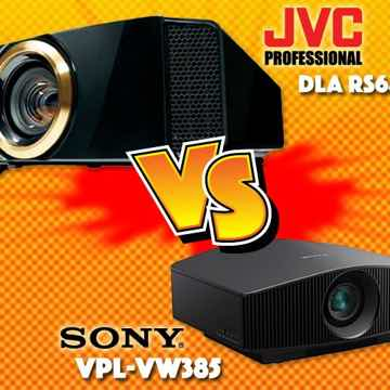 Sony VPL-VW385ES