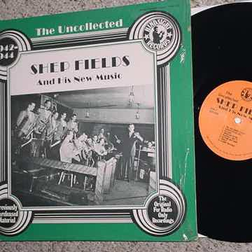 Shep Fields and his new music lp record 1942-1944 the uncollected