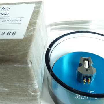 5000 top MC phono cartridge med output