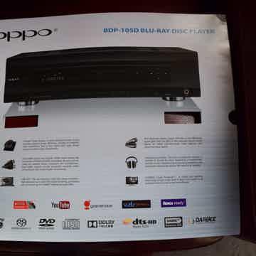 Exemplar Audio BDP-105D