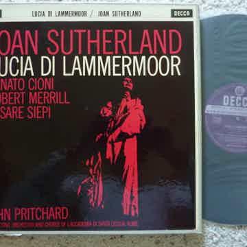 JOAN SUTHERLAND LUCIA DI LAMMERMOOR