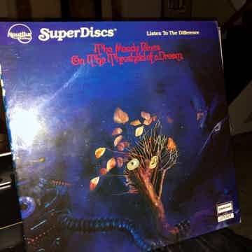 Moody Blues On the Threshold of a Dream Nautilus Super Disc
