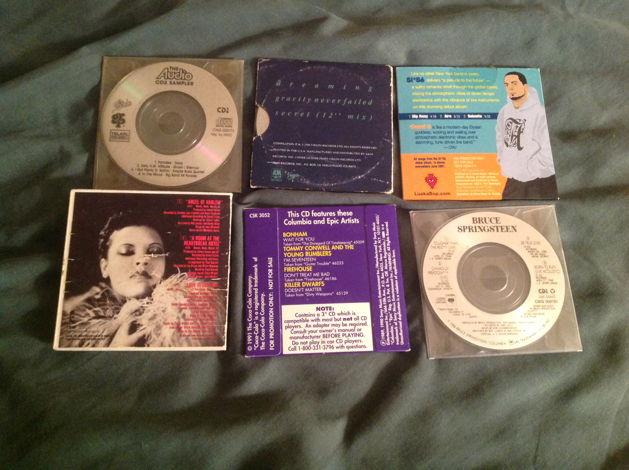 U2 Bruce Springsteen OMD And Various Artists