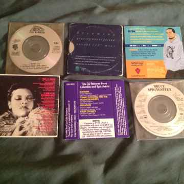 3 Inch Compact Disc Titles