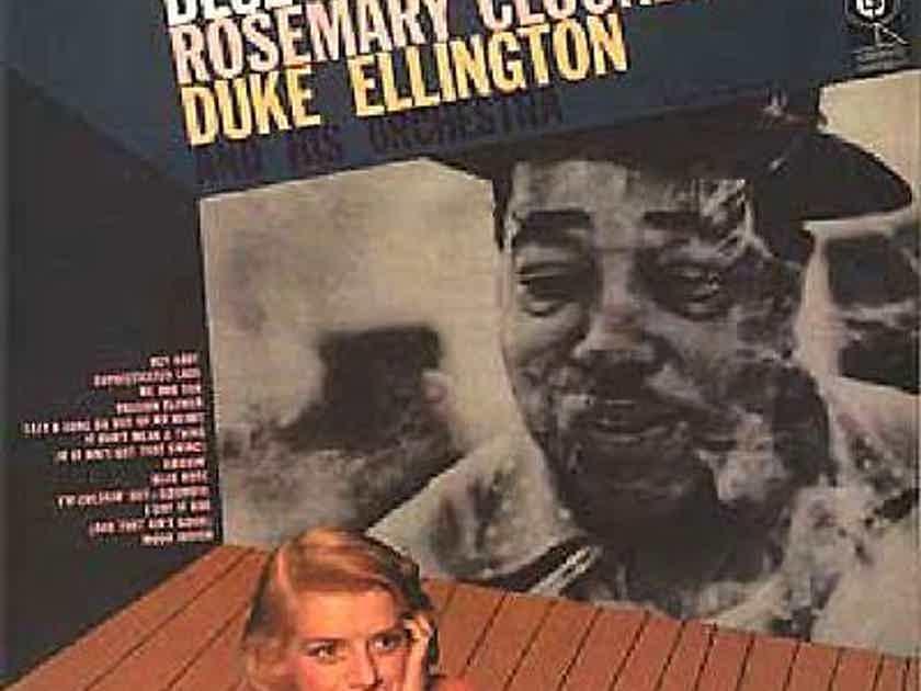 Rosemary Clooney Duke Ellington - Blue Rose 180 gram vinyl