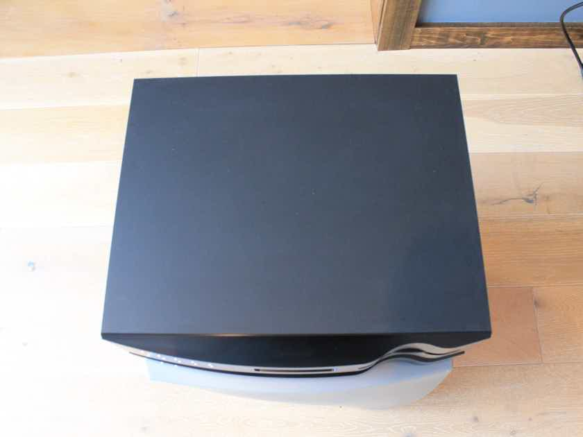 dCS Puccini CD/SACD Upsampling Player & U-Clock v2 System Clock, Black Finish