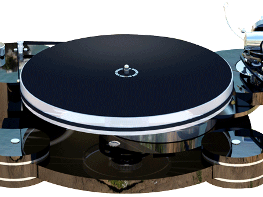 "Origin Live Resolution Turntable , ""Truly Special"", M. Fremer, Stereophile, FREE SHIP!"