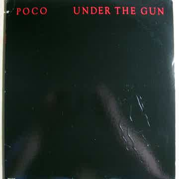 Poco - Under The Gun 1980 NM+ Vinyl LP MCA Records MCA-...