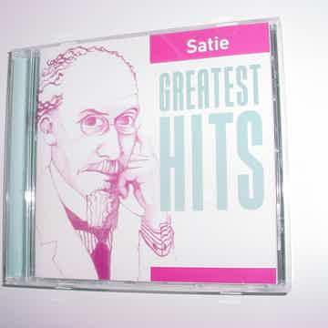 Satie greatest hits cd Decca 2003