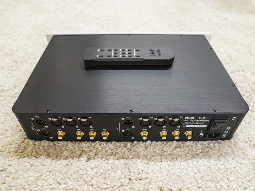 JMF Audio PRS1.5 Preamplifier
