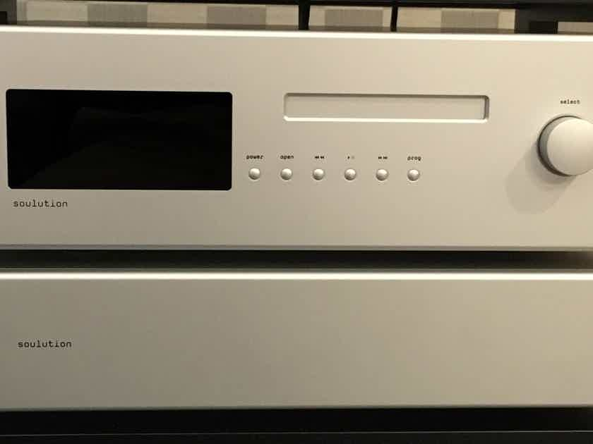Soulution 746+ 746 CD/SACD Player