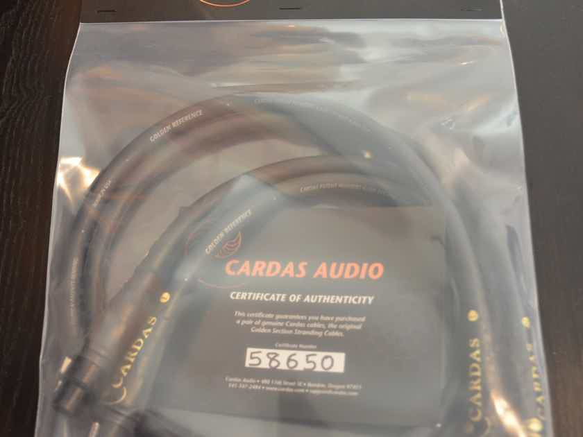 Cardas Audio Golden Reference 1M - XLR