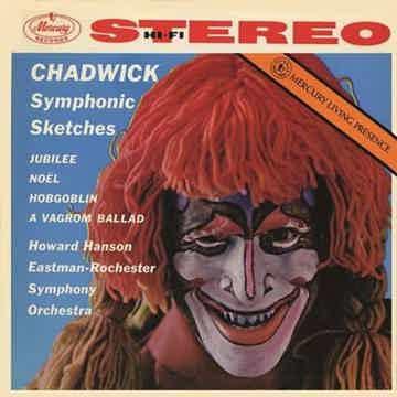 Chadwick: Symphonic Sketches/