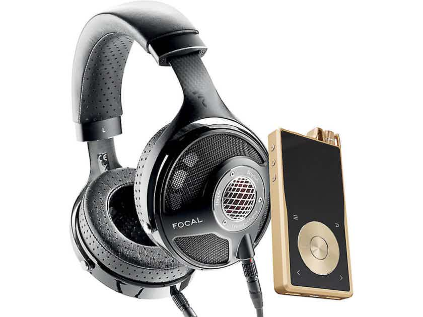 Focal Utopia Headphones New Free $1300 Questyle QP2R and Save $1200 Free Shipping